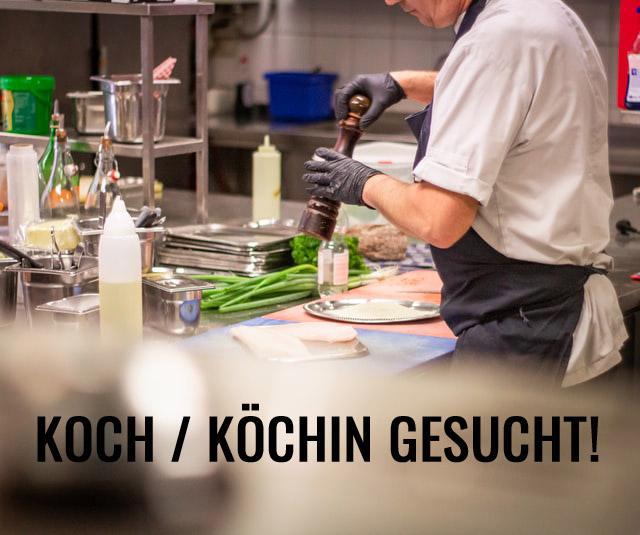 Koch oder Köchin gesucht!